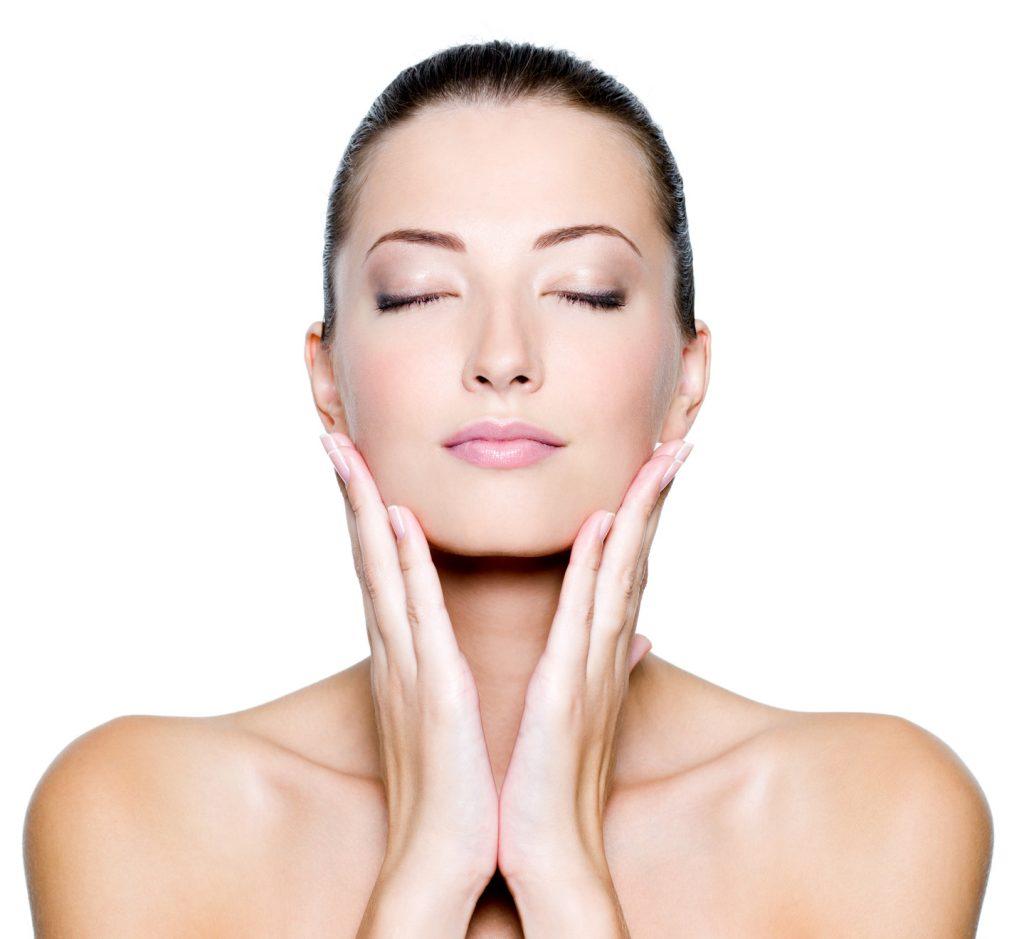 Эффект от комбинированной чистки кожи на лице