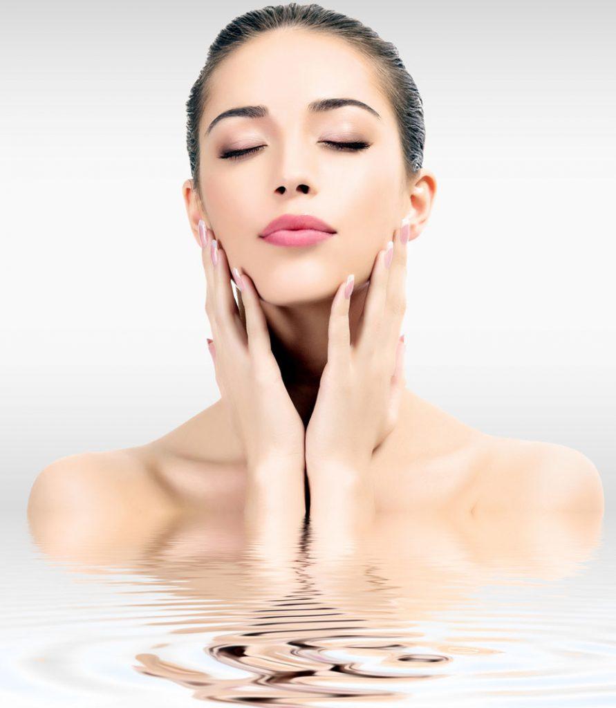 Эффект от УЗ-чистки кожи лица