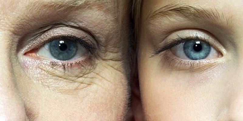 Как убрать морщины вокруг глаз самостоятельно дома