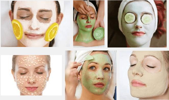 маски для клмбинированной кожи